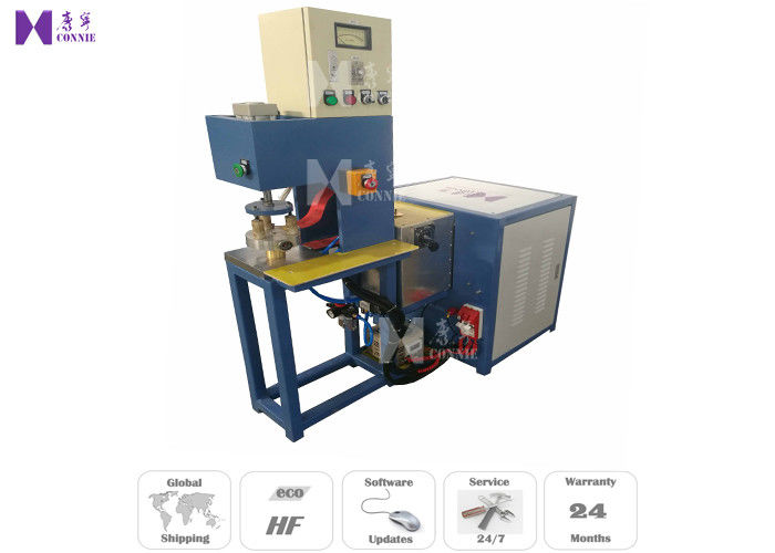 27.12MHZ Plastic Welding Machine Ø140MM Welded Area For Magnetic Welding